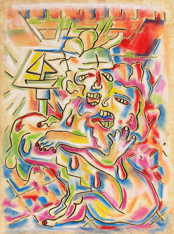 E'wao Kagoshima, Untitled, 1981