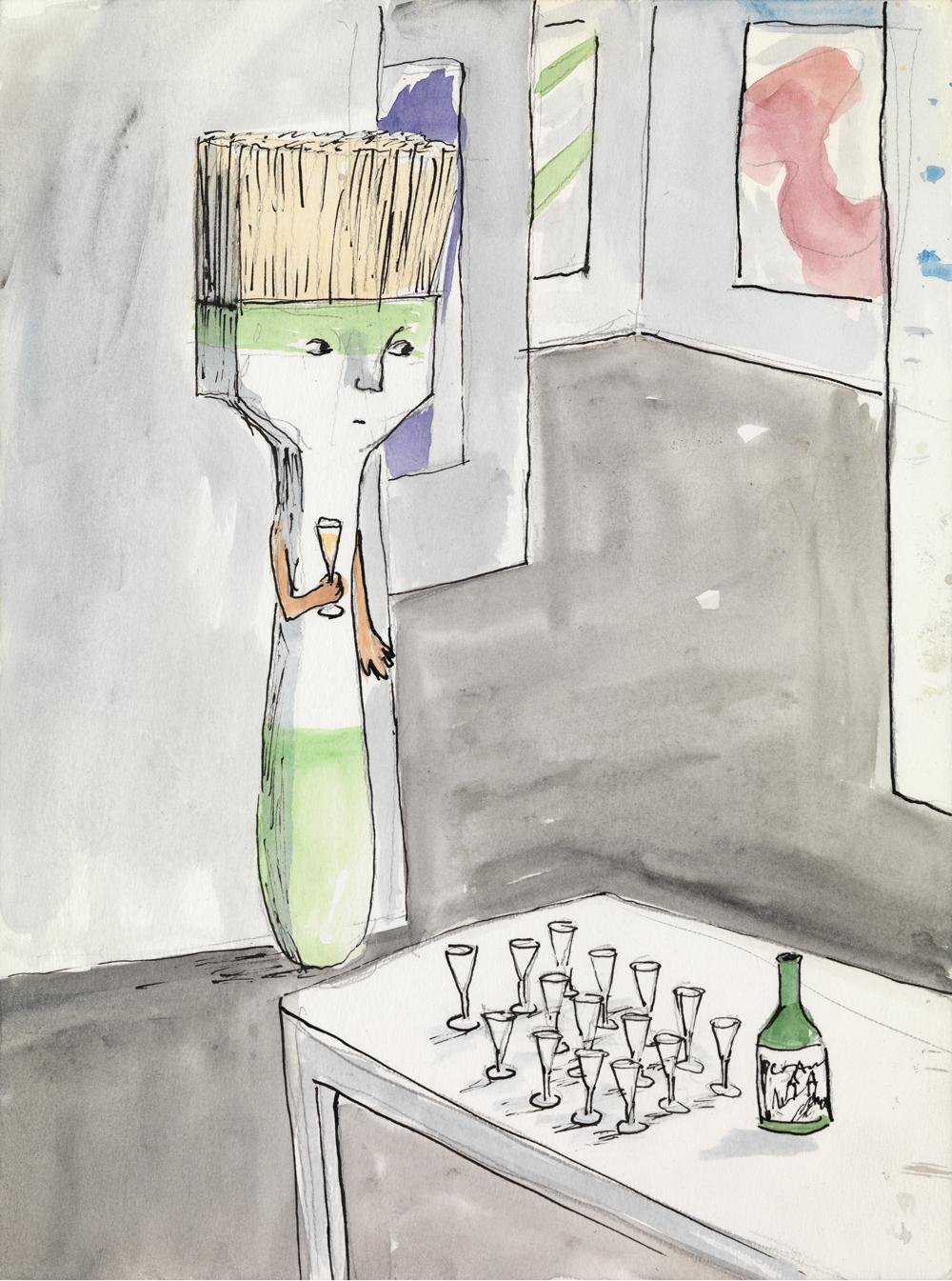 Amelie von Wulffen, Ohne Titel, 2013
