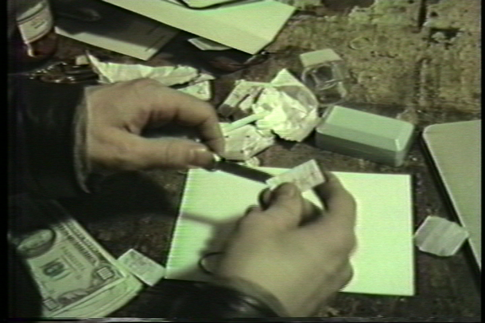 Still from The Feature (2008, dir. Michel Auder and Andrew Neel, 180min). Courtesy of the artist.